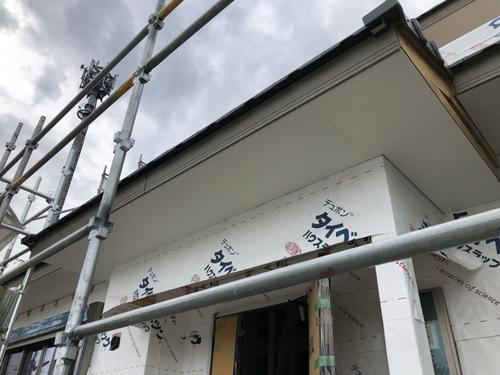 T様邸 … 新築工事 2